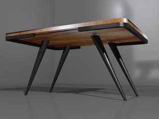 Pellegrini's Lounge Table:  de style  par Alguma Coisa Design