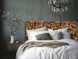 Wezgłowie: styl , w kategorii  zaprojektowany przez DrewnianaŚciana