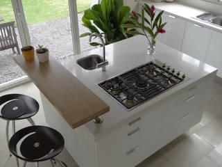 Cocinas de estilo  por Aroma Italiano Eco Design