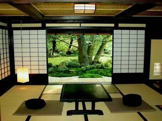 Die Gärten des ZEN-Klosters Liebenau: asiatischer Garten von japan-garten-kultur