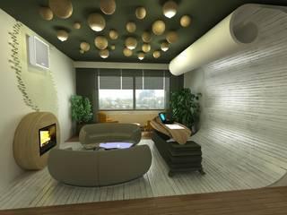 özlem tokerim iç mimarlık ve tasarım – benim odam :): modern tarz , Modern