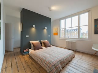 Bedroom by Will Eckersley, Minimalist