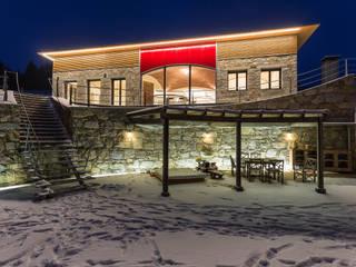Das Jahn-Haus - eine Verbindung vieler Stilkombinationen:  Häuser von Jahn Gewölbebau
