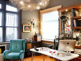 Modern style study/office by 333 Modern