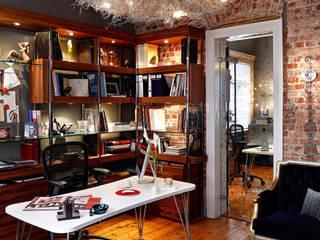 333 Moderne Arbeitszimmer
