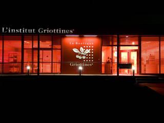 INSTITUT GRIOTTINES - Les Grandes Distilleries Peureux Locaux commerciaux & Magasin originaux par Pepindebanane Éclectique