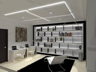 Modern study/office by AurEa 34 -Arquitectura tu Espacio- Modern