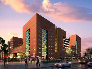 CHZH Architektur & Design Büro Projekte Moderne Häuser von CHZH ARCHITEKTUR & DESIGN BÜRO Modern