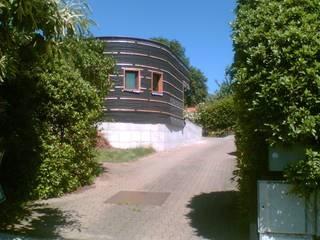 OSSATURE BOIS - Extension d'une maison à MARSAT -63200 par AGENCE D'ARCHI. PASCALINE JUSTE