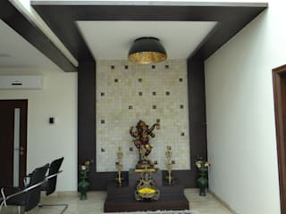 The entrance wall!!! Hasta architects Modern Walls and Floors
