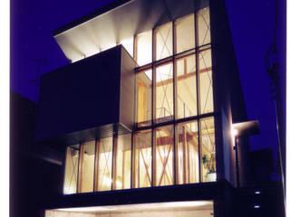 box in BOX モダンな 家 の 豊田空間デザイン室 一級建築士事務所 モダン