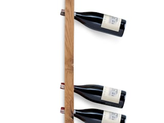 TU LAS | wooden wine rack | model A TU LAS Dining roomWine racks