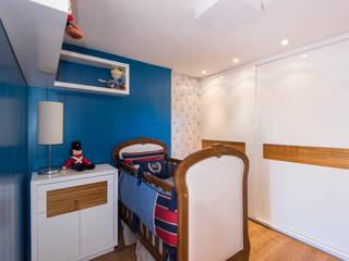 Детская комнатa в классическом стиле от MJArquitetura Классический