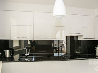 HOLADOM Ewa Korolczuk Studio Architektury i Wnętrz Cocinas modernas