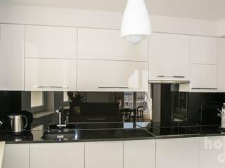 HOLADOM Ewa Korolczuk Studio Architektury i Wnętrz Modern kitchen