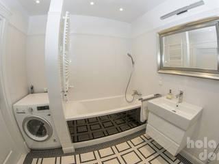 HOLADOM Ewa Korolczuk Studio Architektury i Wnętrz Modern bathroom
