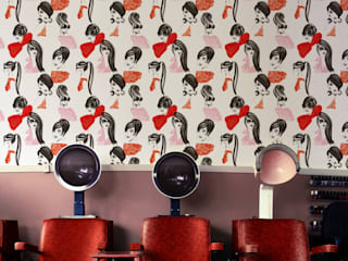 Jordi Labanda Wallpaper Collection di Paper Moon Moderno