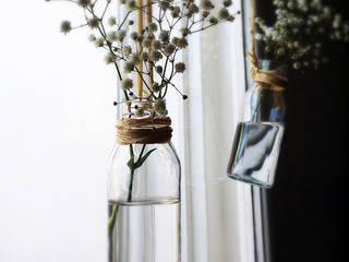 JUICE OF FLOWERS de Bubi collage Minimalista
