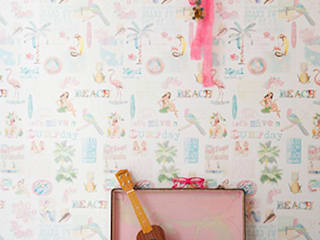Field of Flowers Wallpaper ref 3900120 di Paper Moon Moderno