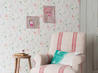 Field of Flowers Wallpaper ref 3900016 di Paper Moon Rurale