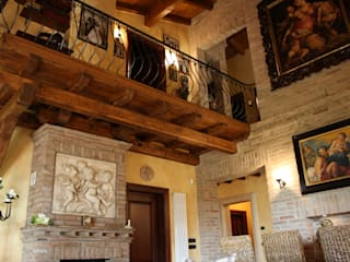 by Interior Design Stefano Bergami Rustic