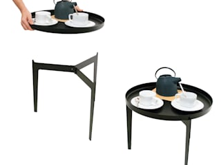 Angolo Design Living roomSide tables & trays