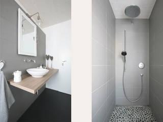DFH Wängi:  Badezimmer von skizzenROLLE