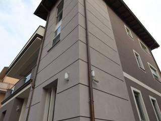 Casa_DD: Case in stile in stile Eclettico di Studio di Architettura Matteo Faroldi