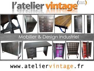 Présentation de l'Atelier Vintage:  de style  par l'Atelier Vintage