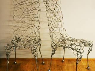 Chair SIE58 par Meblarium Grunert Minimaliste