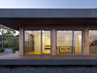 한칸집 모던스타일 주택 by kaichun1000 모던