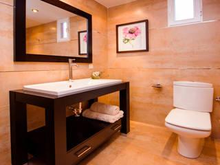 Baños de estilo  por Apersonal, Moderno
