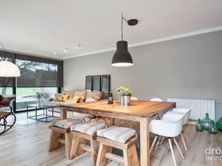 Sala da pranzo in stile  di Dröm Living
