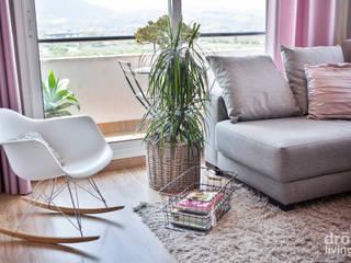 Dröm Living Scandinavian style living room