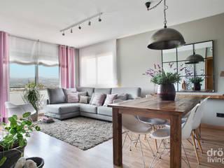 Scandinavian style dining room by Dröm Living Scandinavian
