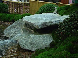 Asian style gardens by japan-garten-kultur Asian