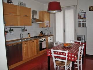 barbarapenninoarchitetto ห้องครัว