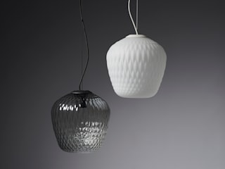 BLOWN lamp: modern  by Samuel Wilkinson studio, Modern