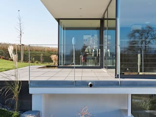 m67 architekten Modern home