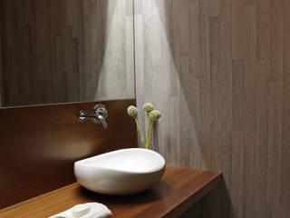 Baños de estilo  por Interiorismo Paloma Angulo,