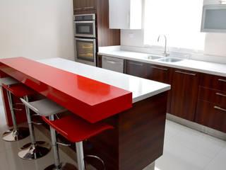 Toren Cocinas 現代廚房設計點子、靈感&圖片