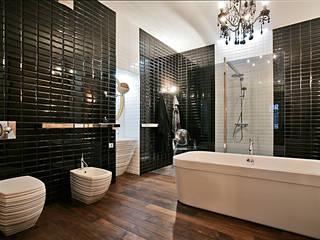 ausgefallene Badezimmer von VNUTRI