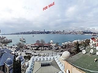 Smart Investment in Turkey / Türkiye'de  'Akıllı Yatırım' – APARTMENT FOR SALE WITH VIEWS OF THE BOSPHORUS in ÜSKÜDAR.:  tarz