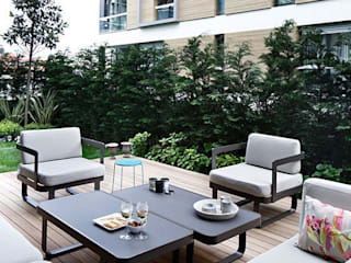 terrace de Esra Kazmirci Mimarlik Moderno
