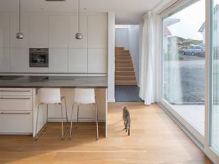 Bau Eins Architekten BDA Modern kitchen