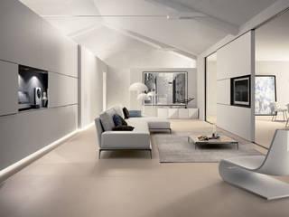 Modern Living Room by Ceramistas s.a.u. Modern