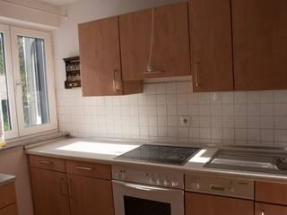 Küche vorher:   von Hoffmann Immobilienpräsentation Home Staging & Redesign UG (hfb.)