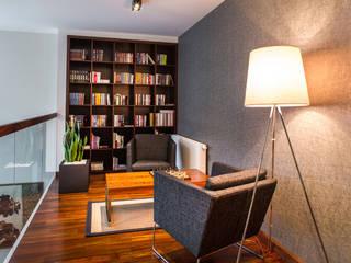 Study/office by Viva Design - projektowanie wnętrz, Eclectic