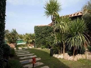 Вилла на Сардинии: Tерраса в . Автор – Галерея Фрейман