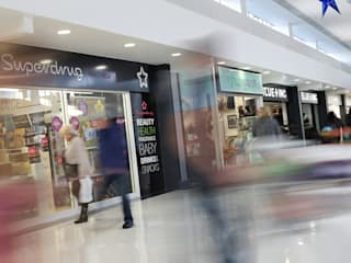 Portfolio Samples Classic shopping centres by James Broome Photography Classic